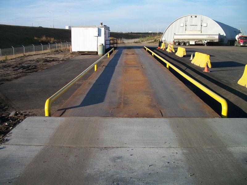 Precision Scale Custom Industrial Amp Truck Scales Custom